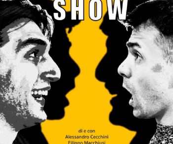 Locandina: The Two Men Show