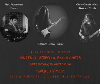 Locali - Vincenzo Grieco & Explanets