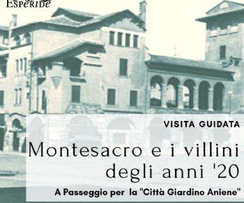 Visite guidate: Montesacro e i villini degli anni '20