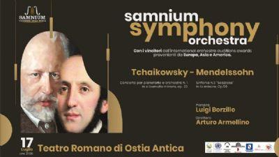 Concerti - Tchaikovski e Mendelssohn