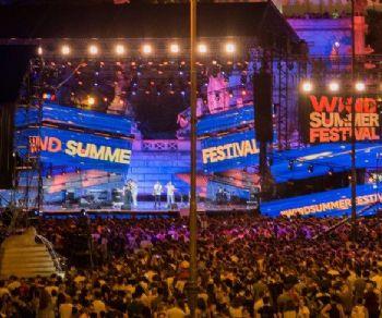 Festival - Wind Summer Festival 2018