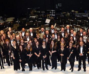 Concerti - Concerto di una band americana WINDIANA CONCEERT BAND