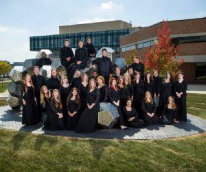 La Basilica di Sant'Eustachio si riempie di musica con il coro della Wright State University