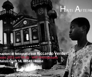 Serate: Haiti Aftermath