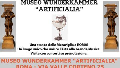 Concerti - Concerto al Museo Wunderkammer (Camera delle Meraviglie)