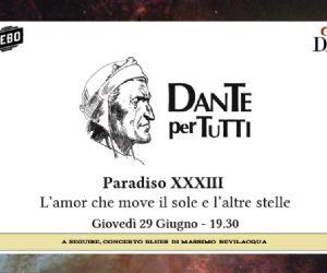 Paradiso XXXIII - L'amor che move il sole e l'altre stelle