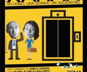 Spettacoli: Xanax. Un uomo, una donna, un ascensore