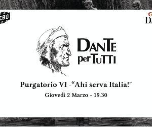 Libri: Dante per tutti. Lectura Dantis per Roma