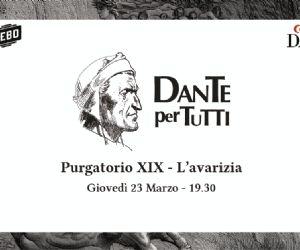 Libri: Dante per tutti - Purgatorio XIX - L'avarizia