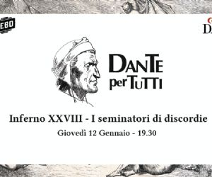 Libri: Dante per tutti - Inferno XXVIII - I seminatori di discordie