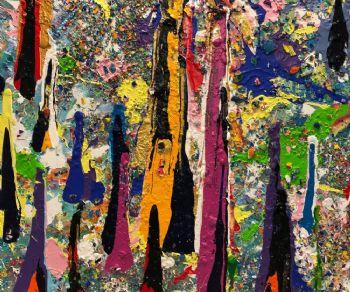 Gallerie - Sandro Zendralli. L'innocenza del colore