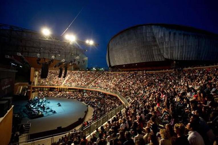 Sale Parco Della Musica Roma : Luglio suona bene auditorium parco della musica concerti a