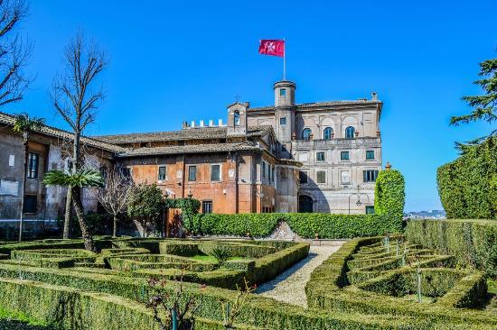 Giardini Villa Magistrale