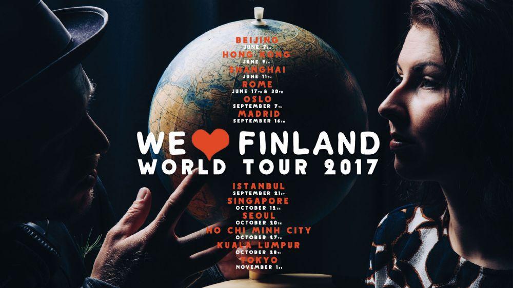 We Love Finland, Museo Carlo Bilotti, serate a Roma, evento terminato | Oggi Roma