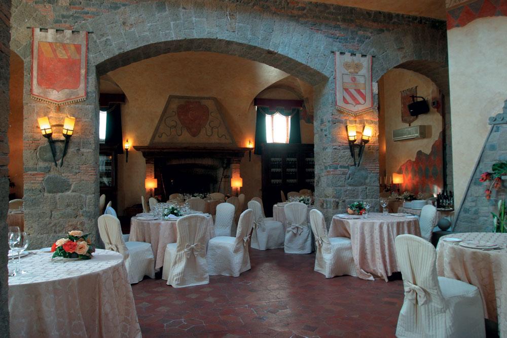 Alberghi/Hotel: Hotel Relais Castello della Castelluccia