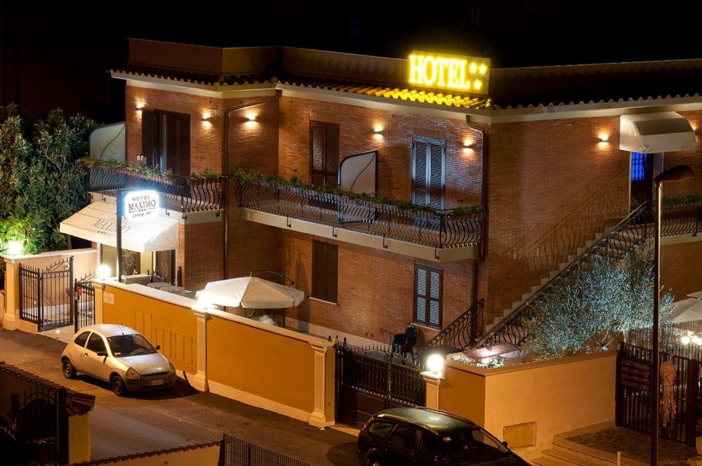 Alberghi/Hotel: Hotel Maximo